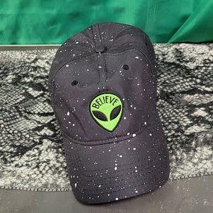 Believe  Alien 👽 Hat